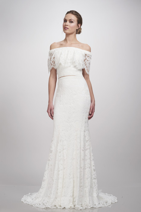 890497 gown from the 2018 Theia White Collection collection, as seen on Bride.Canada
