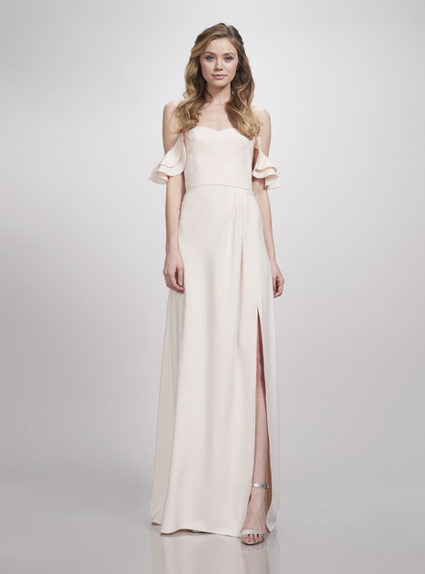 910190 - Brooklyn gown from the 2018 Theia Bridesmaids collection, as seen on Bride.Canada