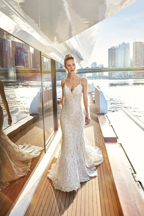 gown from the 2018 Eddy K Sky collection, as seen on Bride.Canada