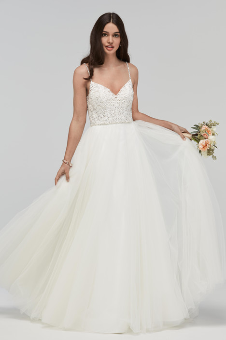 Jura (19701) gown from the 2017 Wtoo Brides collection, as seen on Bride.Canada
