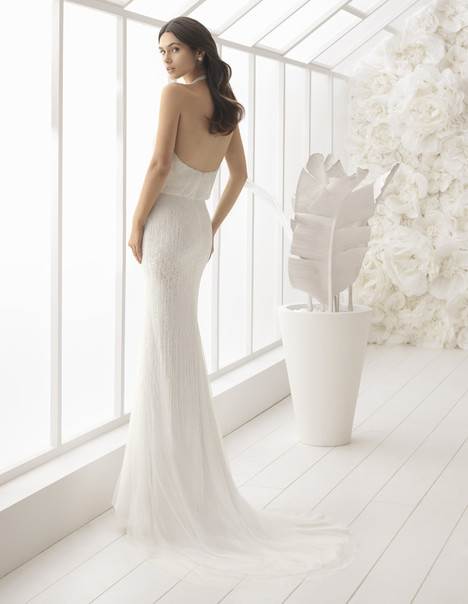 Love gown from the 2018 Rosa Clara: Soft collection, as seen on Bride.Canada