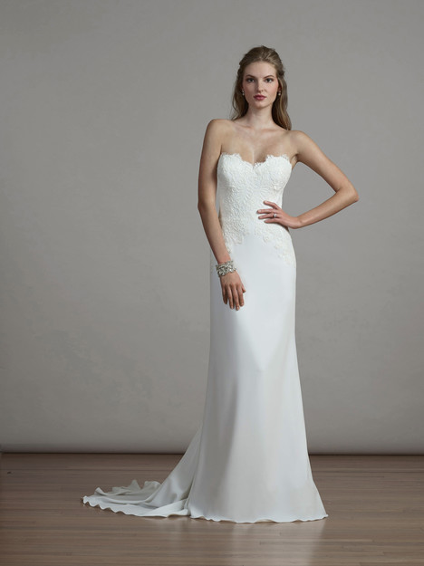 6883 gown from the 2018 Liancarlo collection, as seen on Bride.Canada