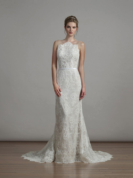 6885 gown from the 2018 Liancarlo collection, as seen on Bride.Canada