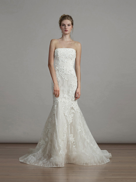 6891 gown from the 2018 Liancarlo collection, as seen on Bride.Canada