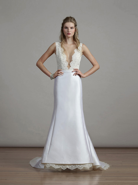 6894 gown from the 2018 Liancarlo collection, as seen on Bride.Canada