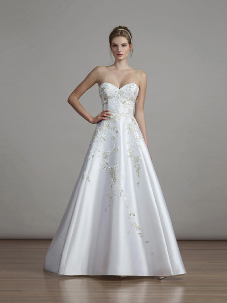 6895 gown from the 2018 Liancarlo collection, as seen on Bride.Canada