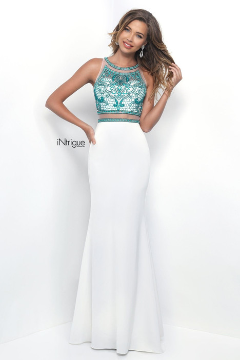 307 gown from the 2017 iNtrigue by Blush Prom collection, as seen on Bride.Canada
