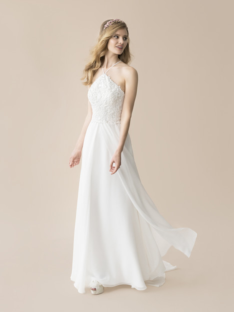 T803 gown from the 2018 Moonlight : Tango collection, as seen on Bride.Canada