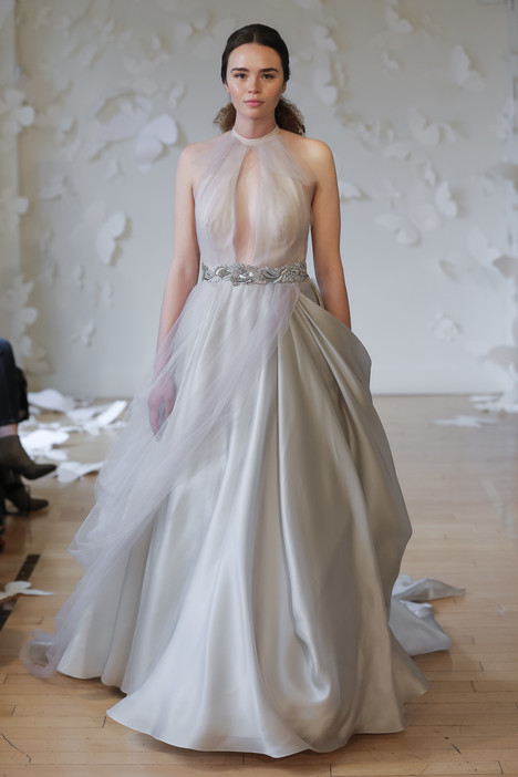Pandorus gown from the 2018 Carol Hannah collection, as seen on Bride.Canada