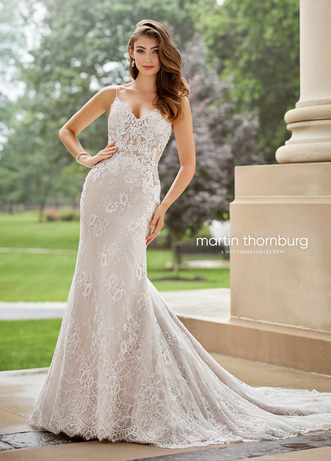 Carbaletta (118270) gown from the 2018 Martin Thornburg for Mon Cheri collection, as seen on Bride.Canada