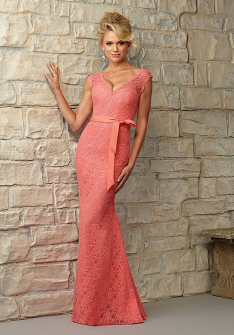 gown from the 2015 Morilee Bridesmaids collection, as seen on Bride.Canada