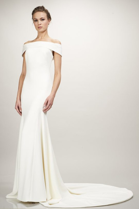 Eve (890413) gown from the 2018 Theia White Collection collection, as seen on Bride.Canada