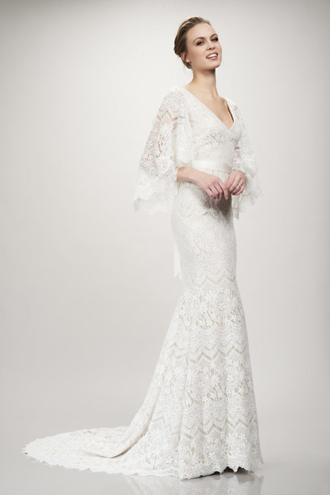 Sandy (890453) gown from the 2018 Theia White Collection collection, as seen on Bride.Canada