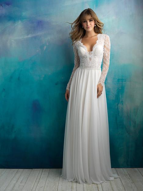Allure bridals wedding dresses dressfinder for Allure long sleeve wedding dress