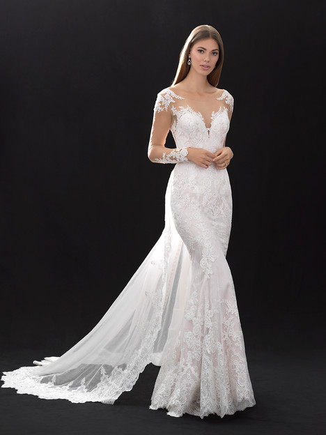 MJ407 gown from the 2018 Madison James collection, as seen on Bride.Canada
