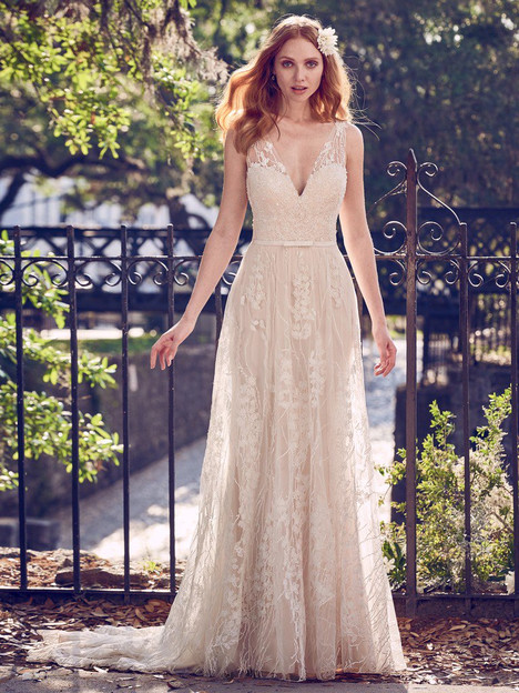 Belecia gown from the 2018 Maggie Sottero collection, as seen on Bride.Canada