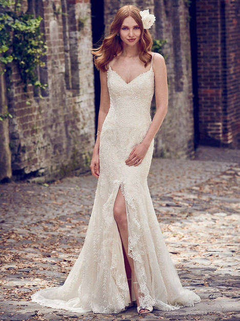 Calista (8MC485) gown from the 2018 Maggie Sottero collection, as seen on Bride.Canada