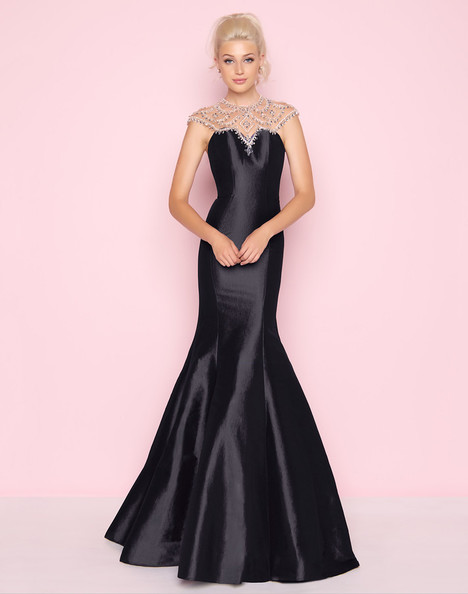 66492L (Black) gown from the 2018 Mac Duggal : Flash collection, as seen on Bride.Canada