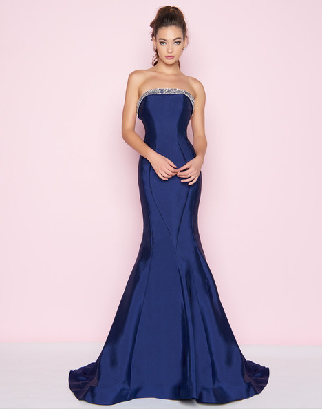66561L (Midnight) gown from the 2018 Mac Duggal : Flash collection, as seen on Bride.Canada