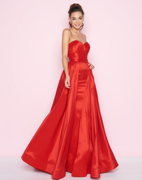 77266L (Red) gown from the 2018 Mac Duggal : Flash collection, as seen on Bride.Canada