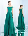Ieena Duggal 25669i (Emerald)