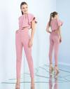 Ieena Duggal 25701i (Rose Pink)