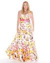 Mac Duggal : Fabulouss 40822F (Blush + Floral)