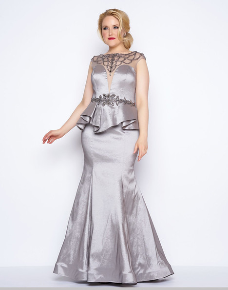 77003F (Charcoal) gown from the 2018 Mac Duggal : Fabulouss collection, as seen on Bride.Canada