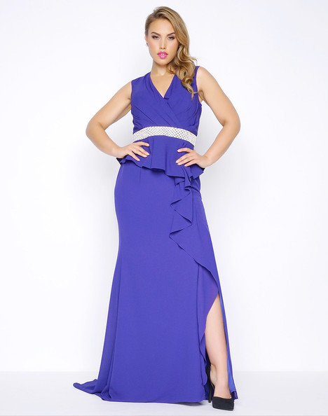 85520F (Sapphire) gown from the 2018 Mac Duggal : Fabulouss collection, as seen on Bride.Canada