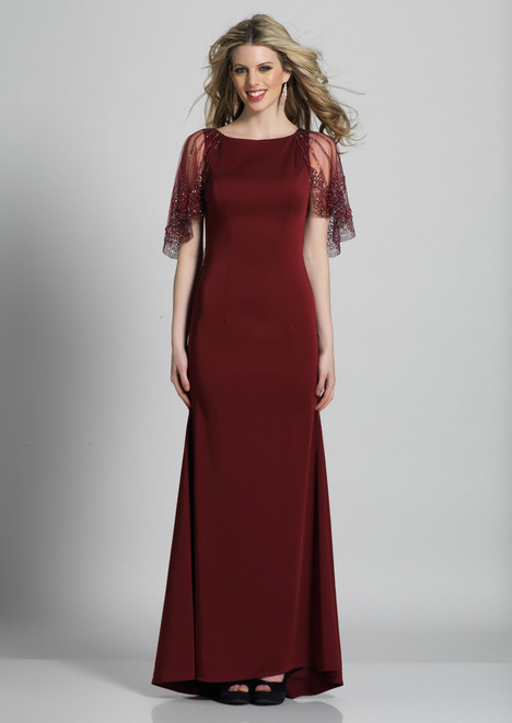 2943 gown from the 2018 Dave & Johnny Special Occasions collection, as seen on Bride.Canada