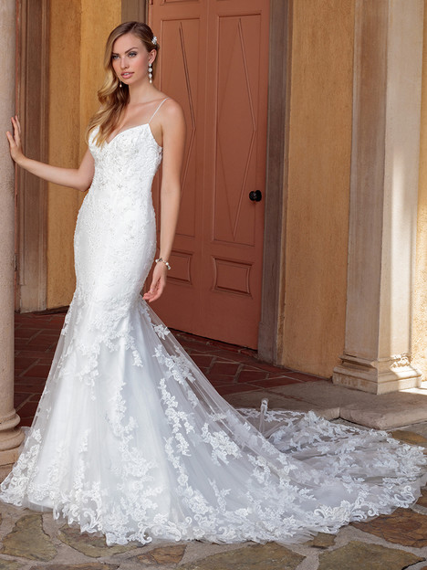 2313 gown from the 2018 Casablanca Bridal collection, as seen on Bride.Canada