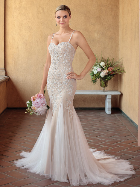 2321 gown from the 2018 Casablanca Bridal collection, as seen on Bride.Canada