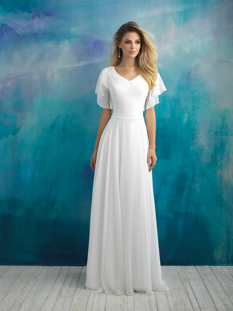 bride.ca | Canada Bridal Boutiques with Allure Modest Wedding Dresses