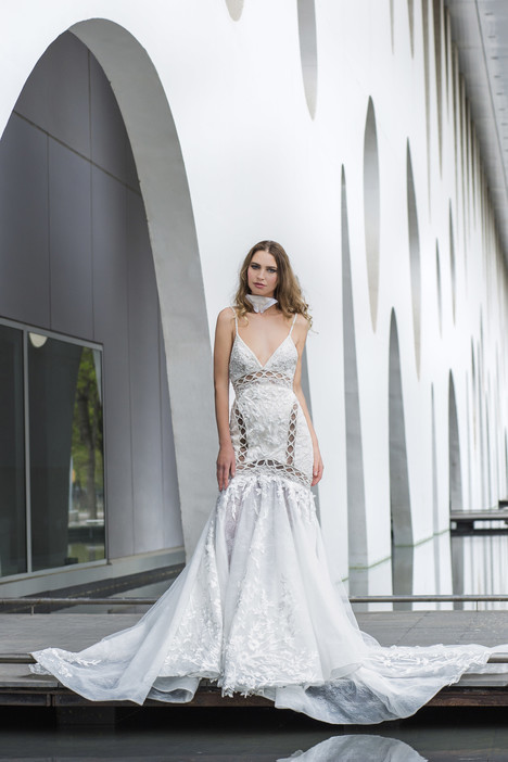 Stella gown from the 2018 Persy Bridal collection, as seen on Bride.Canada