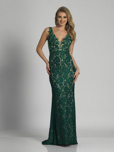 2109 gown from the 2018 Dave & Johnny Special Occasions collection, as seen on Bride.Canada