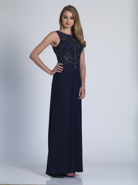 3211 gown from the 2018 Dave & Johnny Special Occasions collection, as seen on Bride.Canada