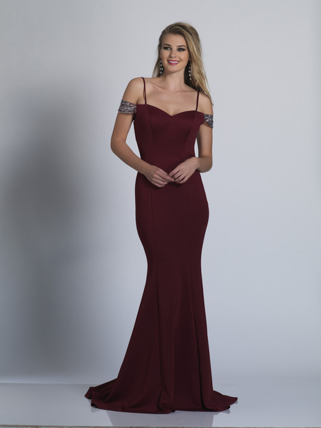 3245 gown from the 2018 Dave & Johnny Special Occasions collection, as seen on Bride.Canada