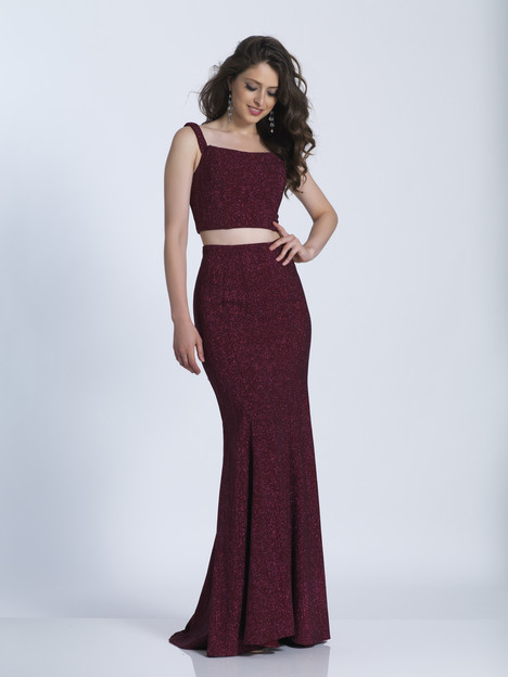3400 gown from the 2018 Dave & Johnny Special Occasions collection, as seen on Bride.Canada