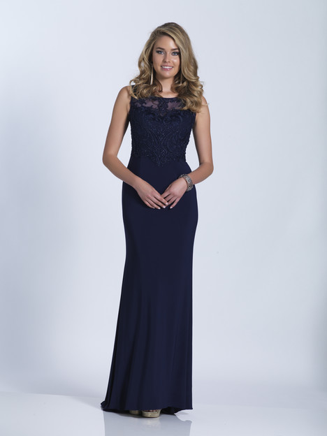 3556 gown from the 2018 Dave & Johnny Special Occasions collection, as seen on Bride.Canada