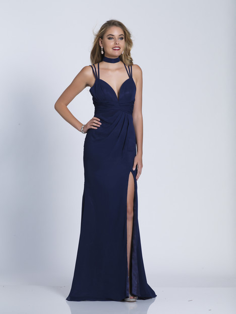 3566 gown from the 2018 Dave & Johnny Special Occasions collection, as seen on Bride.Canada
