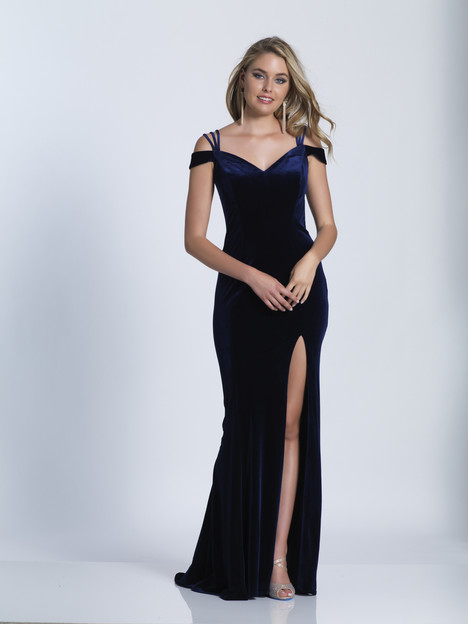 3580 gown from the 2018 Dave & Johnny Special Occasions collection, as seen on Bride.Canada