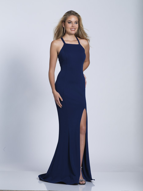 5807 gown from the 2018 Dave & Johnny Special Occasions collection, as seen on Bride.Canada