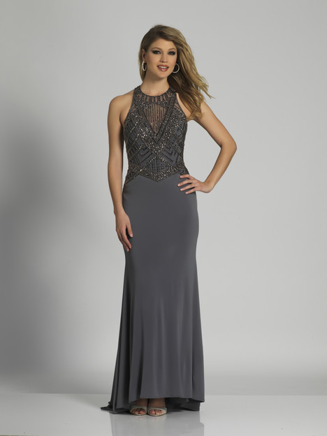 6280 gown from the 2018 Dave & Johnny Special Occasions collection, as seen on Bride.Canada