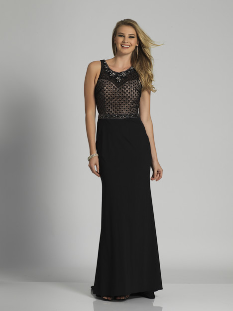 6321 gown from the 2018 Dave & Johnny Special Occasions collection, as seen on Bride.Canada