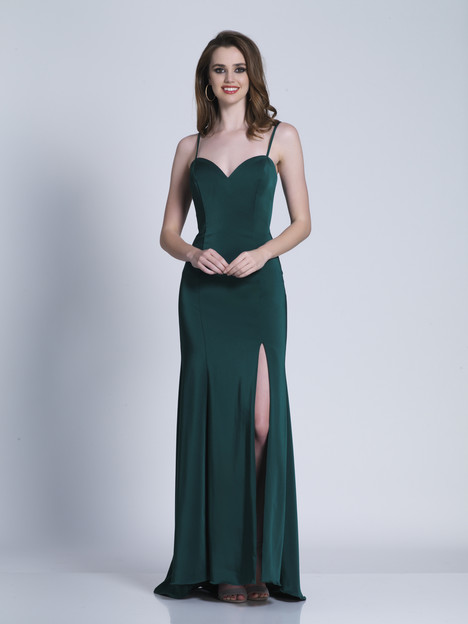 6533 gown from the 2018 Dave & Johnny Special Occasions collection, as seen on Bride.Canada