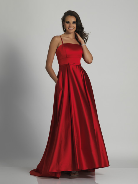 6547 gown from the 2018 Dave & Johnny Special Occasions collection, as seen on Bride.Canada