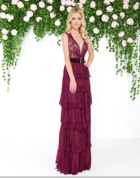 50423D (Amethyst) gown from the 2018 Mac Duggal : Couture collection, as seen on Bride.Canada