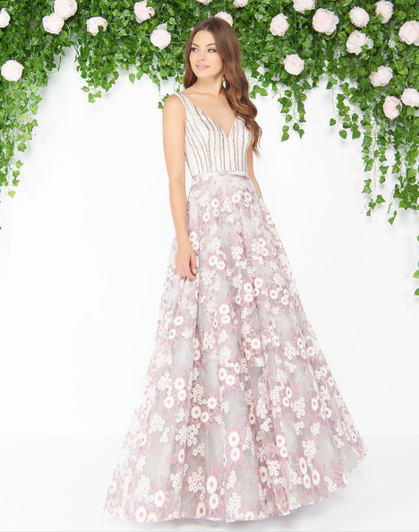 80719D (Vintage Rose) gown from the 2018 Mac Duggal : Couture collection, as seen on Bride.Canada