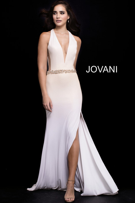 42722 gown from the 2018 Jovani collection, as seen on Bride.Canada