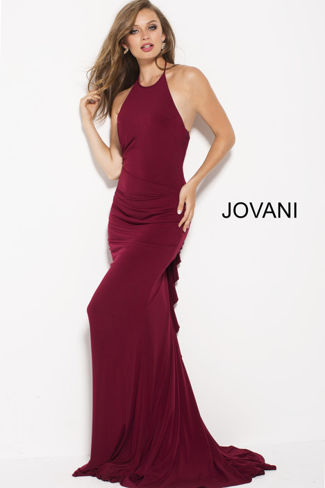 48078 gown from the 2018 Jovani collection, as seen on Bride.Canada